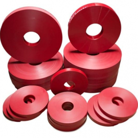 Urethane Bridge Bearing Pads