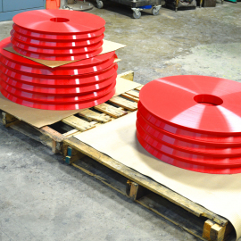 Bridge Bearing Pads