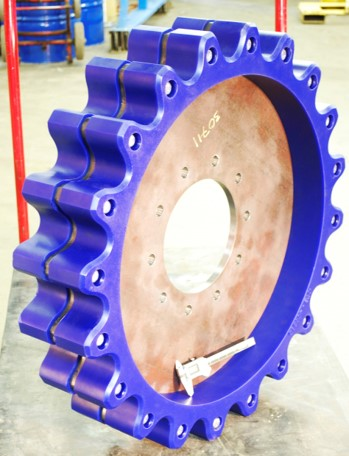 Polyurethane Gears & Sprockets - Spur, Helical, Worm & Pinion